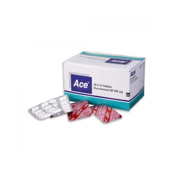 Ace 500mg Tablet